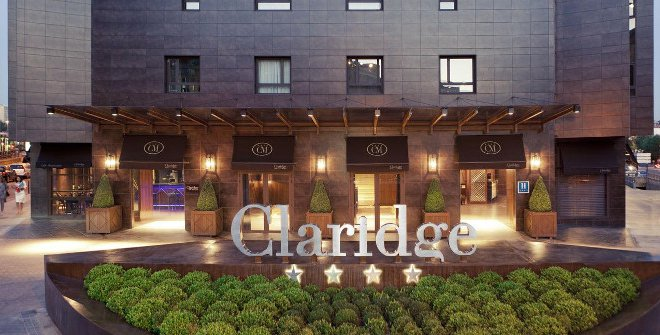 Claridge