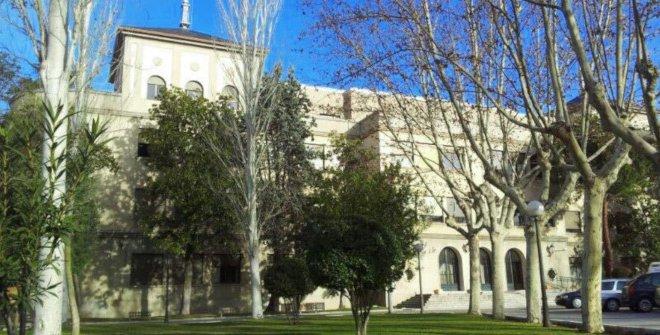 Colegio Mayor Juan Luis Vives