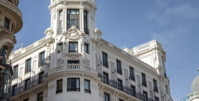 Pestana CR7 Gran Vía Madrid