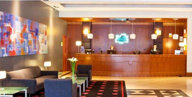Holiday Inn Madrid Calle Alcalá