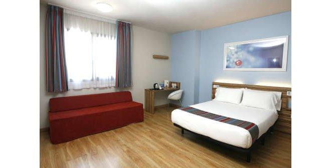 Hotel Travelodge Madrid Alcalá