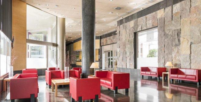 Ilunion Hotels Alcalá Norte