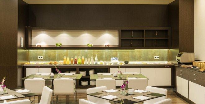 Ilunion hotels Suites Madrid