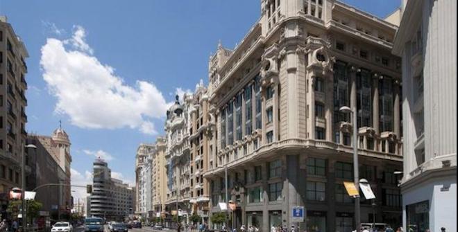 Innside Madrid Gran Vía