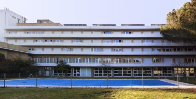 Colegio Mayor Jaime del Amo