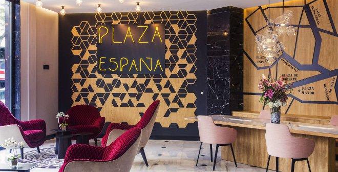 Mercure Madrid Plaza de España