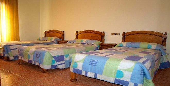 Hostal Narváez habitación