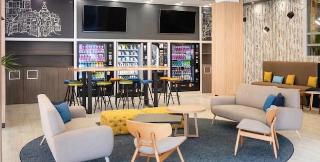 Tryp Airport Suites Madrid