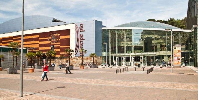 Centro comercial pr ncipe p o for Centro comercial sol madrid