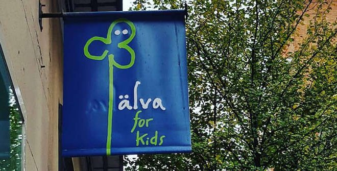 Älva for kids