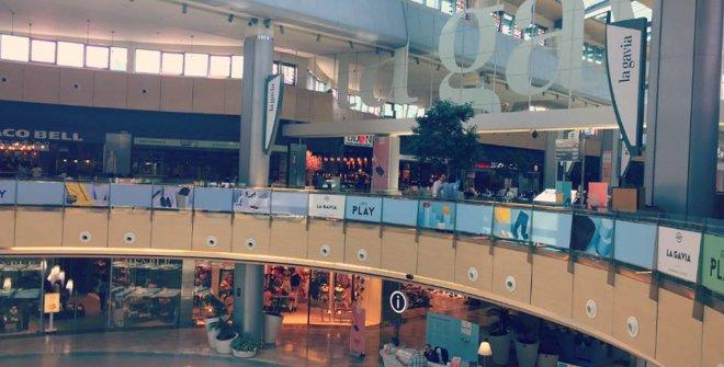 Centro comercial la gavia - Centre comercial la illa ...