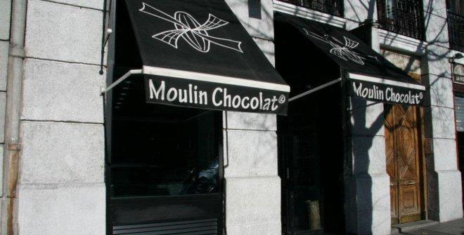 Moulin Chocolat