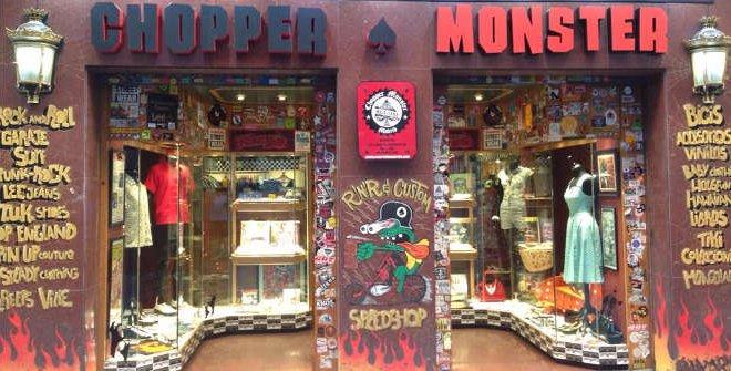 Chopper Monster
