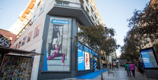 Decathlon (Fuencarral)