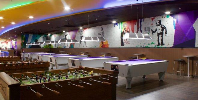 Centro Comercial y de Ocio Dreams Palacio de Hielo
