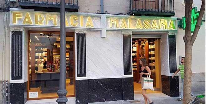 Farmacia Malasaña