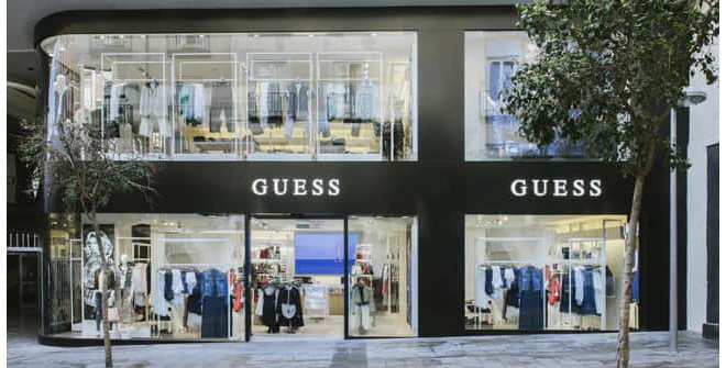 Guess (calle Fuencarral, 45)