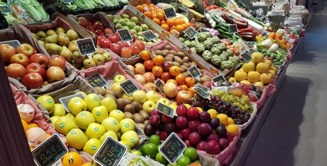 Mercado de Las Ventas