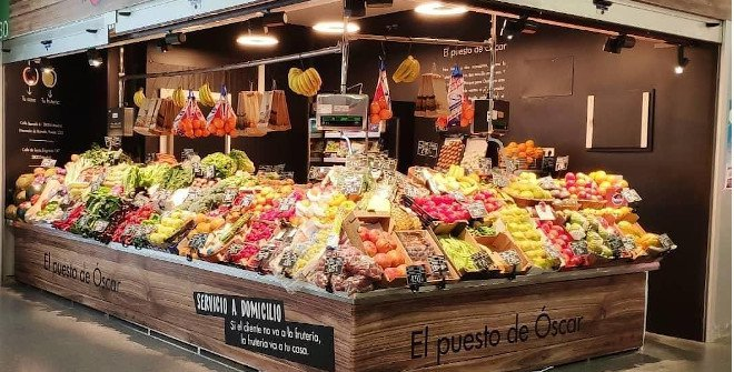 Mercado de Barcelo