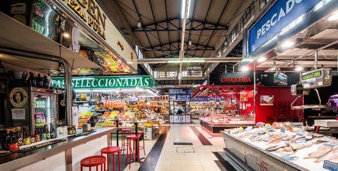 Mercado de Vallehermoso