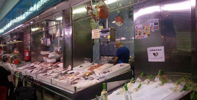 Mercado Guzmán el Bueno