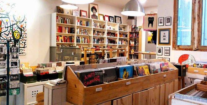 Molar Discos & Libros