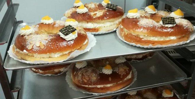 Pastelería El Riojano