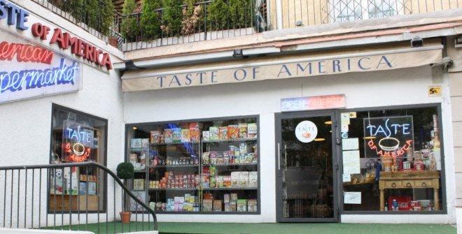 Taste Of America Serrano Turismo Madrid