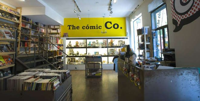The cómic Co