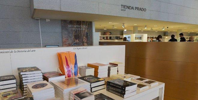Tienda del Museo del Prado