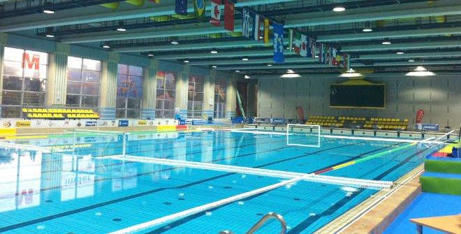 Centro de nataci n mundial 86 for Piscinas publicas madrid centro