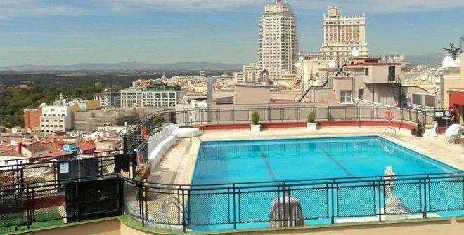 Piscina del hotel emperador - Piscina hotel emperador ...