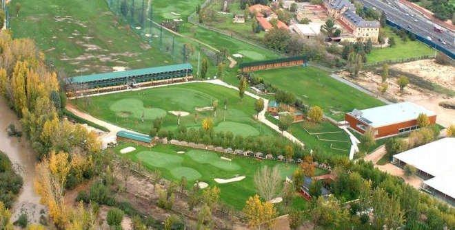 Campo de golf del Parque Deportivo Puerta de Hierro