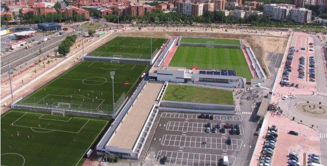 Ciudad Deportiva - Fundación Rayo Vallecano