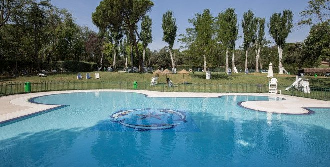 Club De Campo Villa De Madrid Turismo Madrid