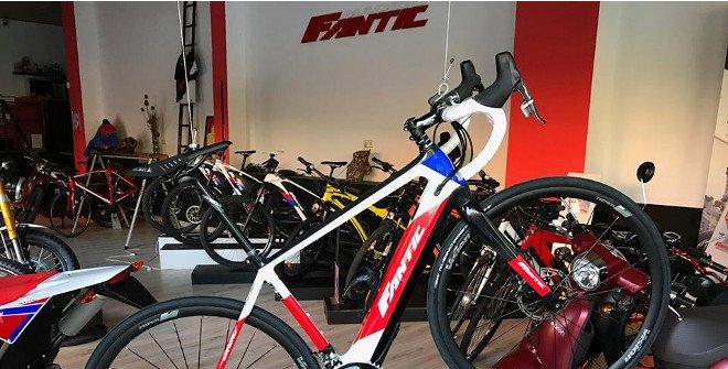 Fantic Bikes Madrid