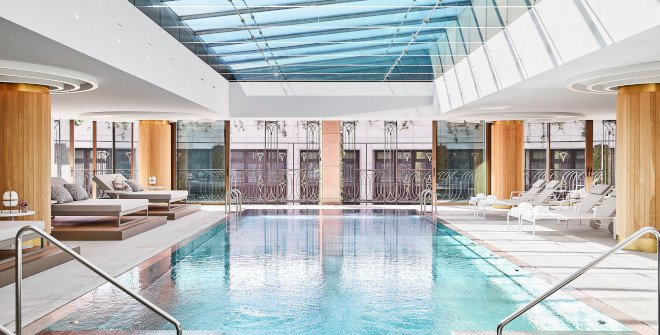 Spa Hotel Four Seasons Madrid