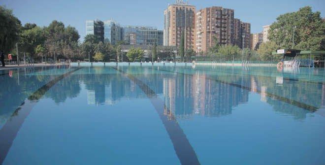 piscinas municipales madrid Fuencarral - El Pardo 2021