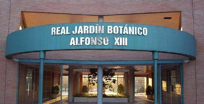 Real Jardín Botánico Alfonso XII