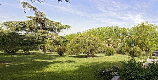 Vistillas Garden