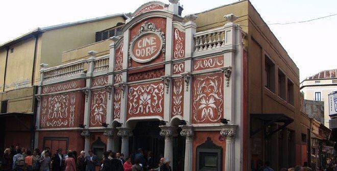 Filmoteca Española. Cine Doré