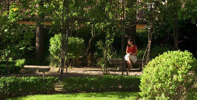 Jardines del palacio del pr ncipe de anglona - Disenador de jardines ...