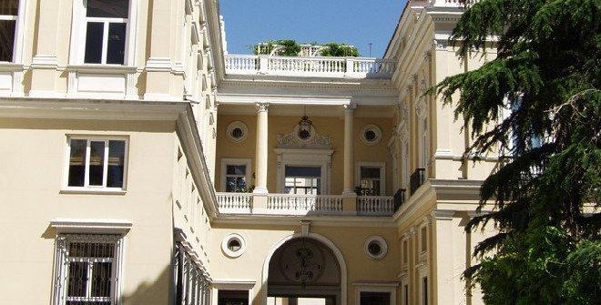 FUNDACION BBVA. PALACIO DEL MARQUES DE SALAMANCA