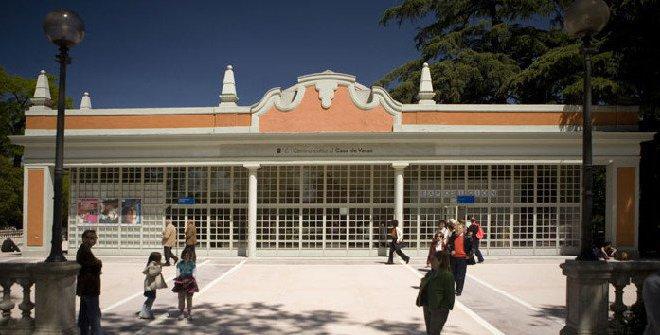 Centro Cultural Casa De Vacas Turismo Madrid