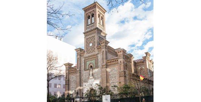 Iglesia de San Fermín de los Navarros