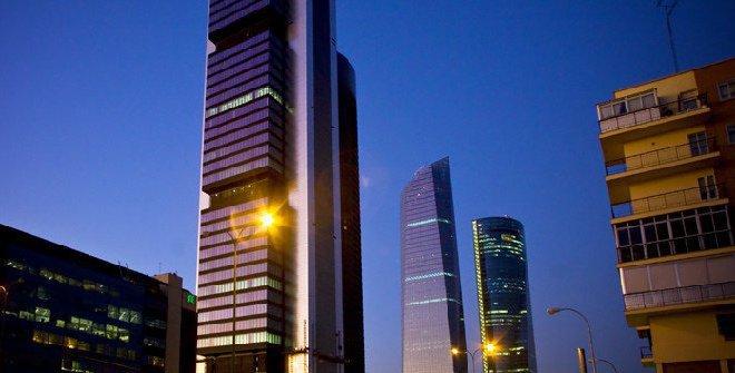 Cuatro torres business area - Empresas de construccion en madrid ...