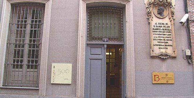 UCM-Bibiloteca Histórica Marqués de Valdecilla
