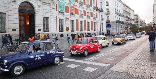600 Tour Madrid