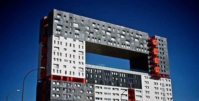 Arquitectura contempor nea en madrid for La arquitectura en espana