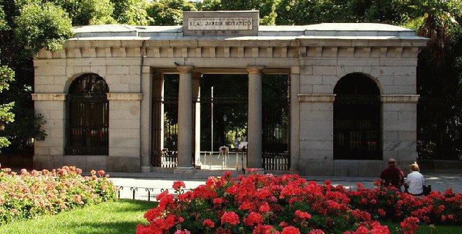Parques y jardines madrid for Precio entrada jardin botanico madrid